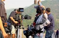 Film Crew, Wall of China